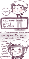 Player name: aaaaa 'Learning' by WikiME