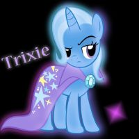 It's Trixie!! by KartDasher