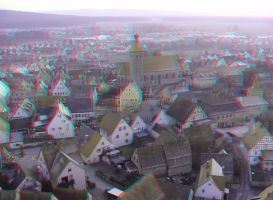 Abenberg 28 3D Anaglyph by yellowishhaze