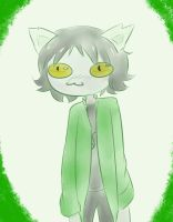 Nepeta - Glitch [Gif] by SusyKitty1