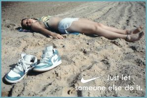Nike by JaggedLittlePill