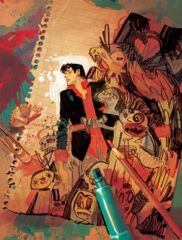 MAXI DYLAN DOG_Old Boy n.6 by GigiCave
