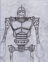 Unfinished Iron Giant by Randy-Ghoti