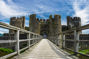 Caerphilly - II by Summerly