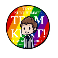 Team Kurt Hummel! by TanjaSumer