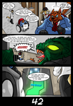 The Cats 9 Lives 6 - The Island of Dr. Morrow Pg42 by GearGades