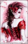 A Scarlet Dream by Claudia-SG
