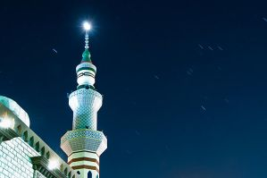 Mosque Light by amai911
