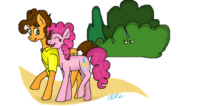 Bushes- Gift for littlecloudie by Timelord909