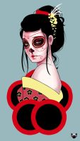 Geisha Thing by EuniceGamboa