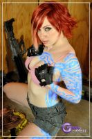 Vault Hunter Teaser 1 by MyGeekGoddess