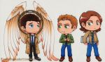 SpN: Angel Act by ChaosComix
