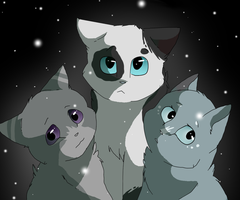 Bluestar's mistakes. by SevenVortex
