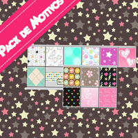 Pack de Motivos by CrazyEditiions