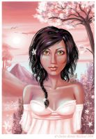 La Vie en Rose by Xenonia