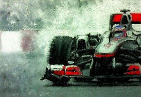 Jenson Button MP4-26 by Galbatore
