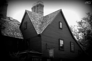 House of Seven Gables 1 by Poet515