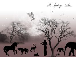 A fairy tale... by luvzguy