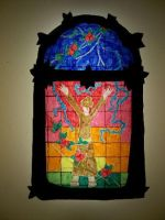 Stained Glass by LG-LatiasGirl
