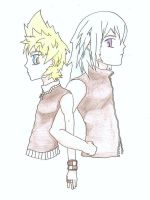Riku never letting go by Rikuroku
