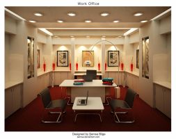 Work Office by Semsa