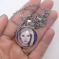Buffy Summers Pendant Necklace by TheInklingGirl