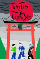 Tintin in Tokyo by TandP