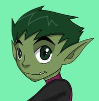 Beast Boy_17 by BeastGreen