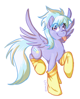 Cloudchaser by Chimaerok