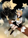Kagamine Unfinished by InHimmel