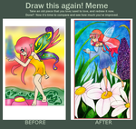 Before And After by Razzl3erry
