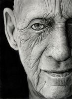 Mr. Bill - drawing by dizzykid