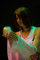 Yuna - that sphere of you... by Kairi-Heartless