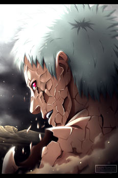 Naruto chapter 687 - My last words by Kortrex