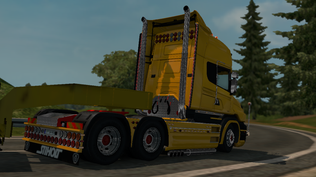 [ETS2]  T730 #2 by smg320