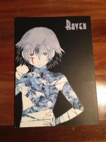 Raven Zoids fan book by JRMzoids