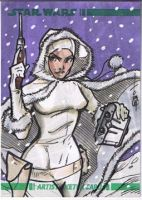 2008 CW Snow Bunny Padme by Hodges-Art