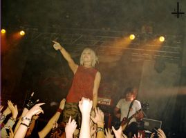 Kerrang! Tour: Tonight Alive by Kagoe