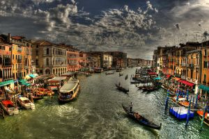 venice by uurthegreat
