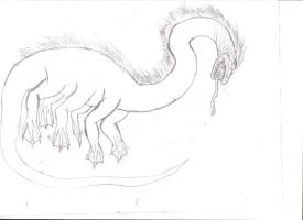 Cryptid008A Stronsay beast by Gyaos2008