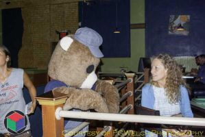 I can't believe I'm talking to a bear..... by MrEd301