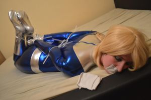 The many perils of Invisible Woman 9 by Natsuko-Hiragi
