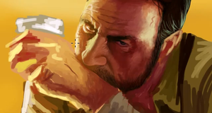Max Payne 3 Paiting Preview by IronHard