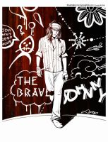 the Brave by amoykid