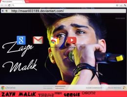 Zayn Malik Theme para Google Chrome by maarii03189