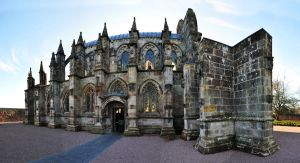 Rosslyn Chapel by ChipOfMoon
