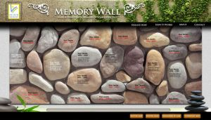 memory wall by dorarpol
