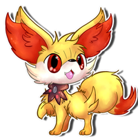 Attilah the Fennekin