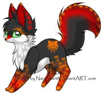 Fox Adoptable ~ 14 [CLOSED] by BiahAdopts