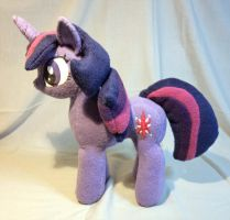 Twilight Sparkle v.2.0 by sockmuffin-studios